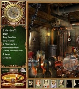 screenshot - 'The Lost Cases of Sherlock Holmes'