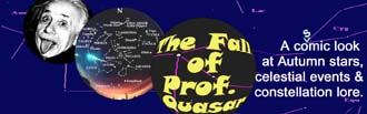 The Fall of Prof. Quasar